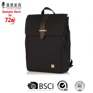 Guangzhou Factory Fashion Travel School Notebook Waterproof Laptop Computer Backpack