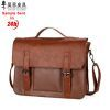 Guangzhou Factory Men′s Wholesale Fashion Designer PU Leather Handbags