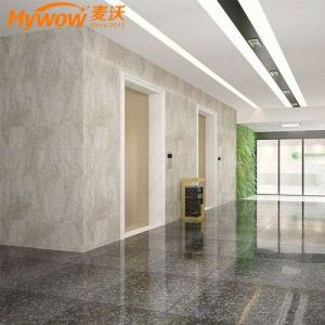 Guangzhou Stock! Fireproof Sxp Self-Adhesive Flooring Sticker for Bathroom