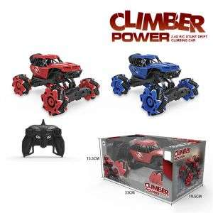 Great Toy 4WD Drift Stunt Climbing with Rechargeable Battery Remote Control Carfor Kids Age 8+