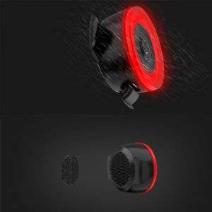 Portable bicycle tail light Remote control bicycle tail light High quality bicycle light