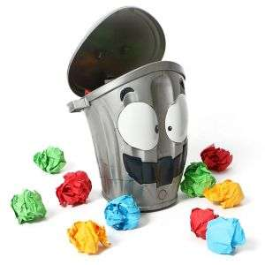 Happy Running Bin Other Electronic Toys Playing Plastic Funny Toy