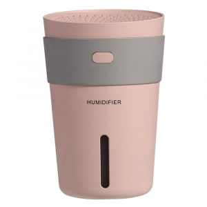 Rechargeable Mini Usb Ultrasonic Air Cooler Portable Small Air Humidifier For Car Home Office