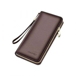 Cover Slim rfid designer Factory Customized Waterproof mens leather wallets