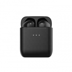 cancelling earbud noise reduction quiet Blue tooth ear pods mini wireless earphone