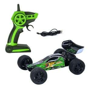 1:32 Mini Off-road High Speed Remote Control Racing Car Graffiti Style Gift for Boys Age 8+