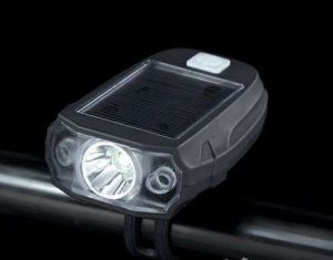 Waterproof led bicycle light Mini Solar Bicycle Light Led Rechargeable bicycle lights for