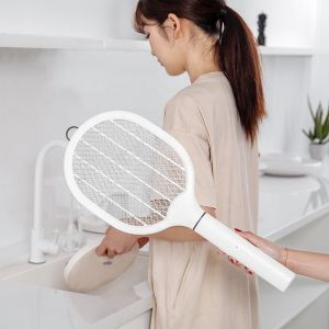 HIgh Quality Home appliance 4000mah Battery Pperated Mosquito Killer Bat for Summer Anti Mosquito