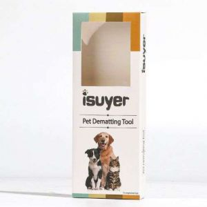 Custom Logo Small Luxury Recycled Color Printing logo Packaging Paper Box For Pets