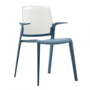 New Modern Leisure Plastic Chairs Outdoor Furniture Stackable Colorful Dining Chairs