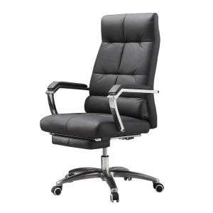 Leather Executive Office Chair Manager Leather Swivel Chair For Office Furniture