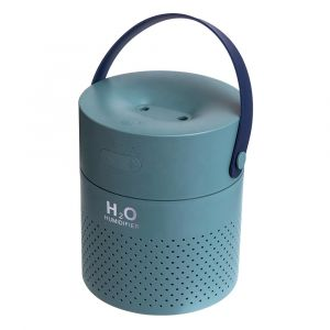 Large Capacity Cool Mist Ultrasonic Double Mist Home China Air Usb Mini Humidifier With Colorful Lamp 4000mah Battery