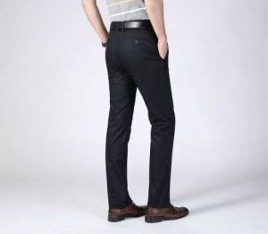High-End Customize Slim Fit Business Men′s Casual Pants