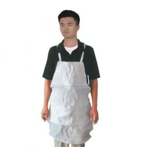 High Quality Cow Split Leather Welding Apron Protective Welding Wear