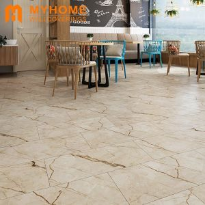 High Quality Self-Adhesive Marble Wall Sticker Plastic Flooring for Home