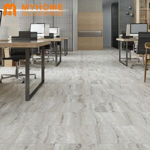 Hot Sale Sxp Marble Self-Adhesive Floor Sticker Flooring for Interior