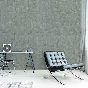 Hotel Application Wall Cloth Fabric Back Vinyl Wallcovering for Sale
