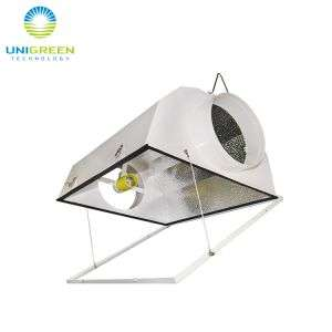 Commercial 8'' Flange Double-Ened Open Reflector