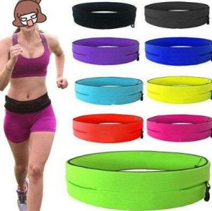 Latest Dry Fit Sport Elastic Mobile Phone Waist Bags
