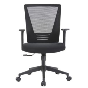 Computer Chair, Ergonomics Office Chair, Household Modern Simple Staff Chair, Backrest Net Chair, up and Down Rotary Chair