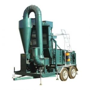 Large Capacity Seed Grain Peas Bean Cleaning and Grading Machine