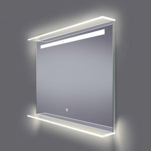 White LED Makeup Mirror Lamp Mirror Light for Bathroom, Living Room, Bedroom YL-M5112