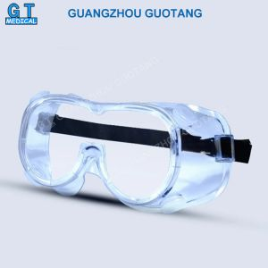 Lentes De Seguridad Security Anti-Fog Antifog Clear Laboratory Goggles