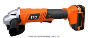 Lithium-Ion Battery Cordless Electric Angle Grinder Power Tool Family Range