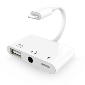 Lightning to OTG Digital AV Adapter for iPhone