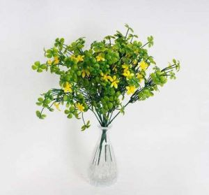 Lucky Grass Simulation Grass Artificial Plant Small Decorative Ornaments