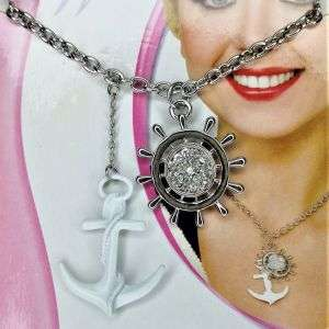 Fashion Jewelry Sailor Necklace