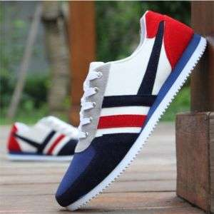 Men Casual Breathable Sports Multi Color  Shoes Men Fashion Running Sneakers