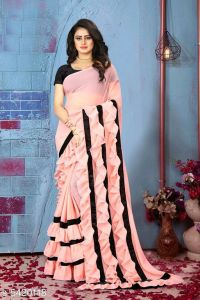Women's Net saree