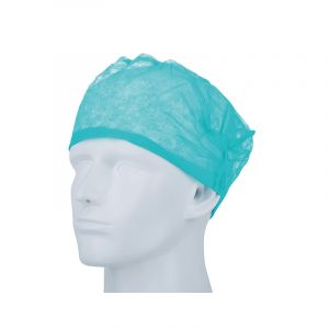 Nonwoven Protective Isolation Wholesale Disposable Men Doctor′s Cap