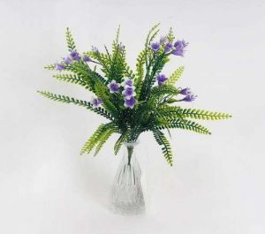 PE Artificial Flower Realistic Plant Decoration Artificial Plant