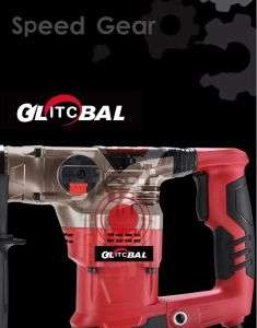 Phrh006 Powerful  Electric Rotary Hammer Drill-Power Tools