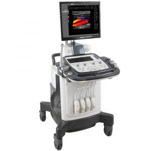 Pl-6018t Trolley Color 3D/4D Doppler Human Pregnancy Ultrasound Machine