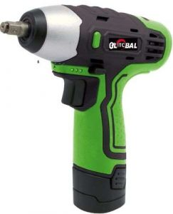 Powerful 2000mAh Lithium-Ion Battery Cordless Electric Impact Wrench-Power Tools