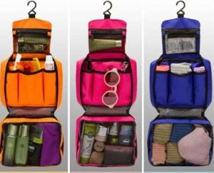 Portable Daily Toiletries Bags Travel Cosmetic Bag