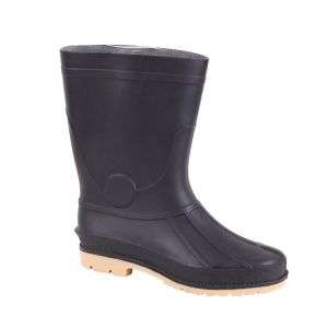 Rb112 PVC Material Portable Boots