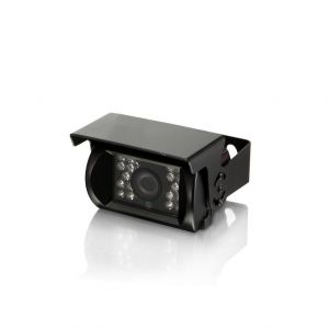 Rear View Waterproof Night Vision Car Camera with Infra-Red Lights