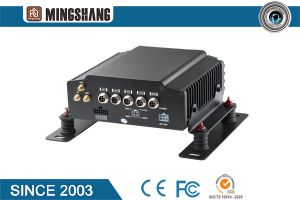 1080P 4CH/8CH Mobile DVR with GPS 3G 4G WiFi G-Sensor Optional for Bus/Truck/Taxi/Vehicles