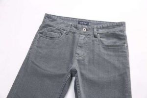 Simple Fashion Comfortable Straight Denim Jeans for Men Mn-17135 (G65034)