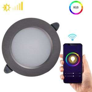 Smart WiFi LED Downlight Compatible with Alexa Speakers