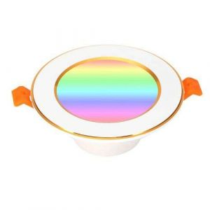Smart WiFi LED Downlight Local Gold
