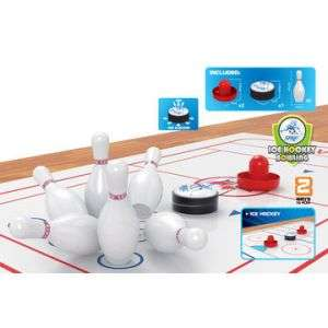 Children Super Ice Hockey Playset Bowling Toy For Play Game Sport Toys For Kids
