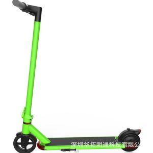 Factory Hot Sell 24V 6.5-Inch Adult Mobility Scooter City Folding Two-Wheeled Scooter Portable High Quality Speed 250W Fashion Electric Bicycle 66