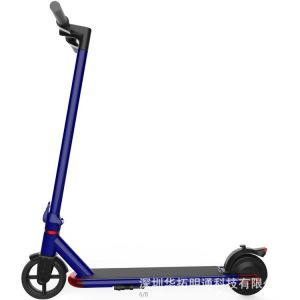 Wholesale 24V Hot Sell  Electric Scooters Adult Scooters Mini Dolphins Folding Electric Scooters Small Surfing 250W Electric Bicycle 2