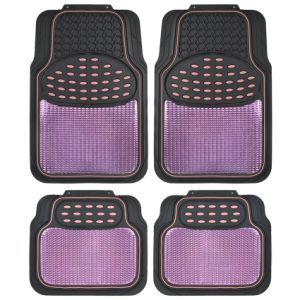 Universal Heavy Duty Car PVC Rubber Universal Floor Mats All Weather    999