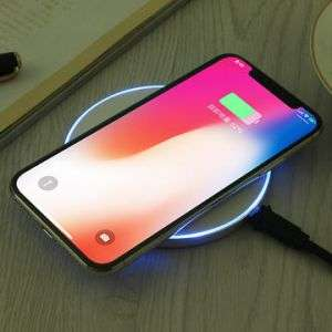 Portable for Samsung Wireless Mobile Phone Charger